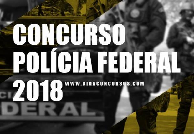 Resultado de imagem para Polícia Federal anuncia que fará concurso público para 500 vagas