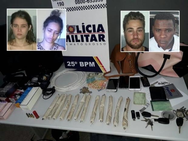 52fc9c696e5 PM prende envolvidos em roubo de joalheria em Cuiabá    FolhaMT